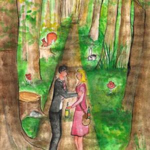 Kapitola 8 – Návštěva u rybníka