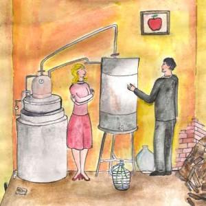 Kapitola 2 – Trhání jablek
