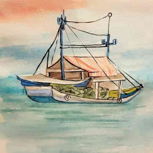 Kapitola 7 – Brigáda v arafurském moři