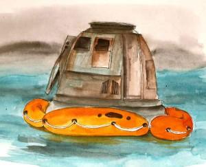 Kapitola 7 – V Balchašském jezeře