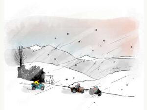 Kapitola 7 – Zapadlá osada bez názvu