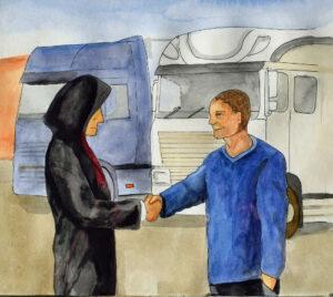 Kapitola 10 – Až po potřesení rukou