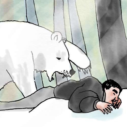 Kapitola 8 – Drápanec od medvědí pracky