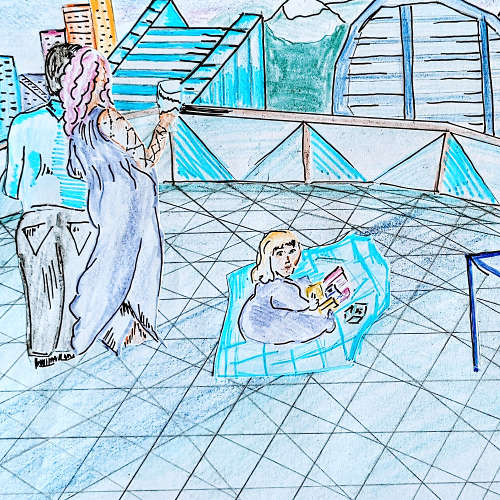 Kapitola 6 – Paní Bová se zabydluje