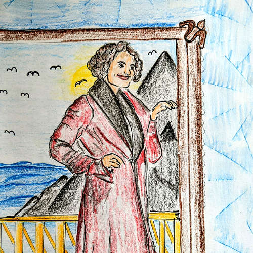 Kapitola 8 – Paní Bová zůstává v Palermu
